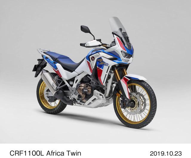 画像: CRF1100L Africa Twin Adventure Sports ESは2019年12月13日(金)発売、写真はDCT仕様車
