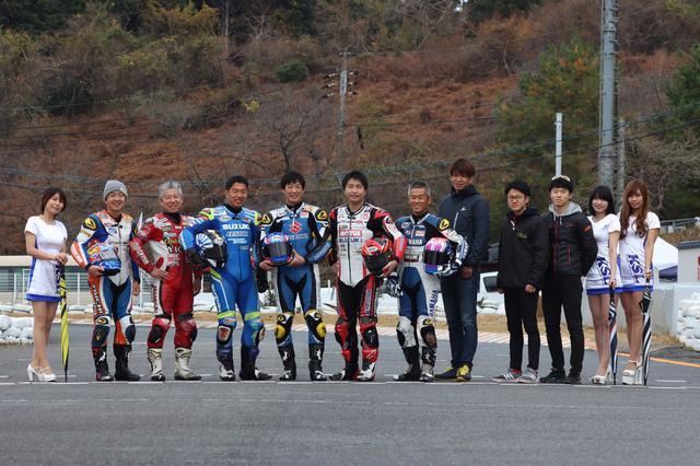 画像: 北川さん、拓也や一樹だけじゃなくて、中冨も加藤さんも茨木さんもケンケンもいる!