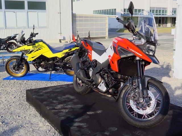 画像: 新型Vストローム1050は『〇〇みたいに楽しめる』って本当か? - webオートバイ