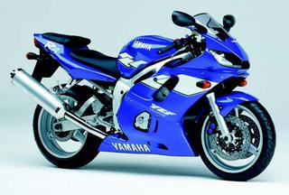 ヤマハ YZF-R6 1999 年