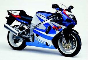 Images : スズキ GSX-R750 2000 年