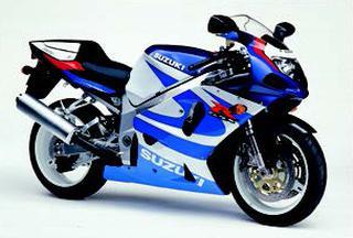 スズキ GSX-R750 2000 年