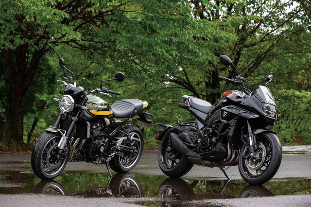 """画像1: 2019年、すべての新車の中から決まる""""ナンバー1""""の栄冠はどのバイクに輝く!?『総合Class BEST3』を発表!【JAPAN BIKE OF THE YEAR 2019】 - webオートバイ"""