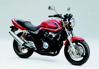 Images : ホンダ CB400スーパーフォア 2000 年2月