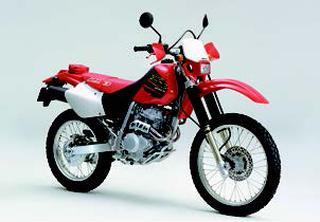 ホンダ XR250 2000 年2月
