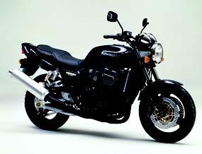 Images : カワサキ ZRX1100II 2000 年1月