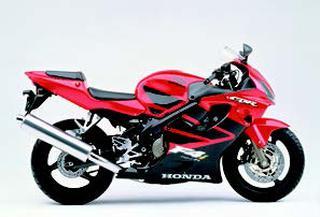 ホンダ CBR600F 2001年 3月