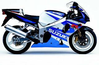 スズキ GSX-R1000 2001年