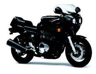 スズキ GS1200SS 2001年1月