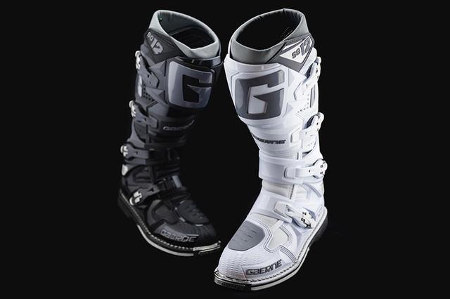 画像: ガエルネ最高峰のモトクロスブーツ「SG-12」の新色が発売開始! - webオートバイ