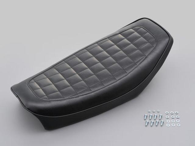 画像: ノスタルジックシート ブラック | カスタムシート | カスタムシート