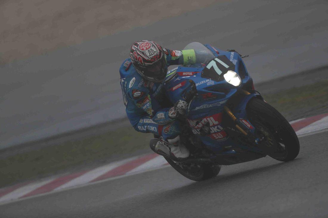 画像: レース中盤、確実にレースの主役だった浦本 マシントラブル、惜しかった!