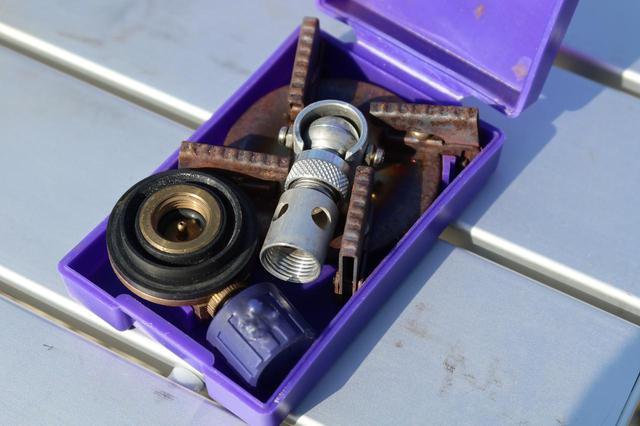 画像: まるでパズル。この収納方法を考えた人は天才です。