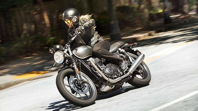 画像2: トライアンフ東京で2019年に売れたバイク 第3位!