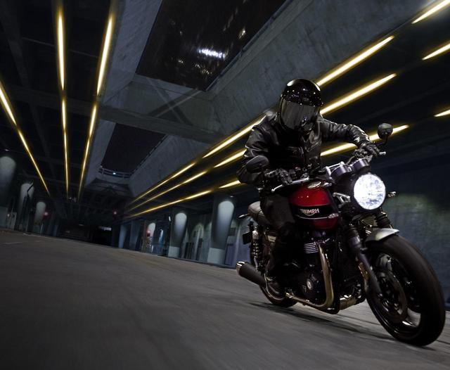画像5: トライアンフ東京で2019年に売れたバイク 第1位!