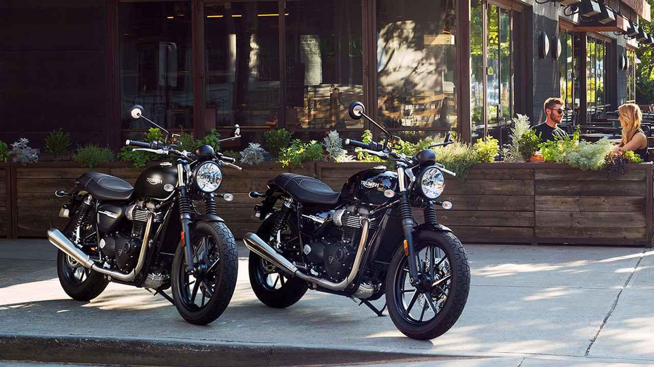 画像3: トライアンフ東京で2019年に売れたバイク 第3位!
