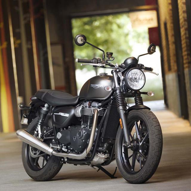 画像1: トライアンフ東京で2019年に売れたバイク 第3位!
