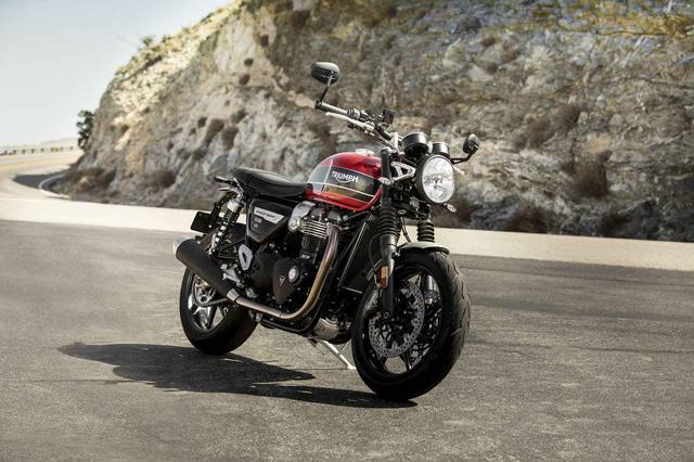 画像1: トライアンフ東京で2019年に売れたバイク 第1位!