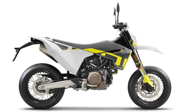 画像3: 701 SUPERMOTO(2020年モデル)