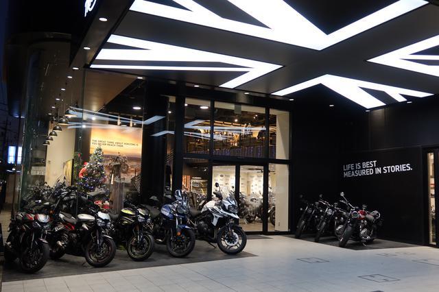 画像1: アジアの旗艦店「トライアンフ東京」で、新車の販売登録台数が多かったトップ3を発表します!