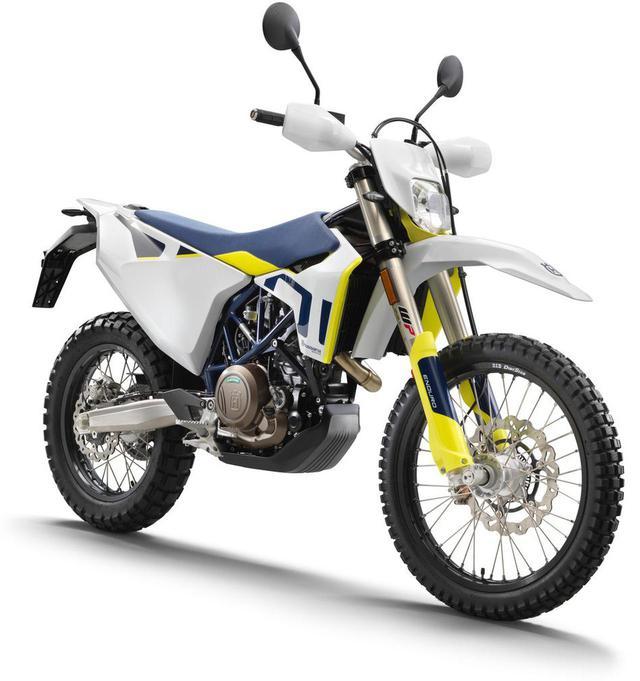 画像2: 701 ENDURO(2020年モデル)