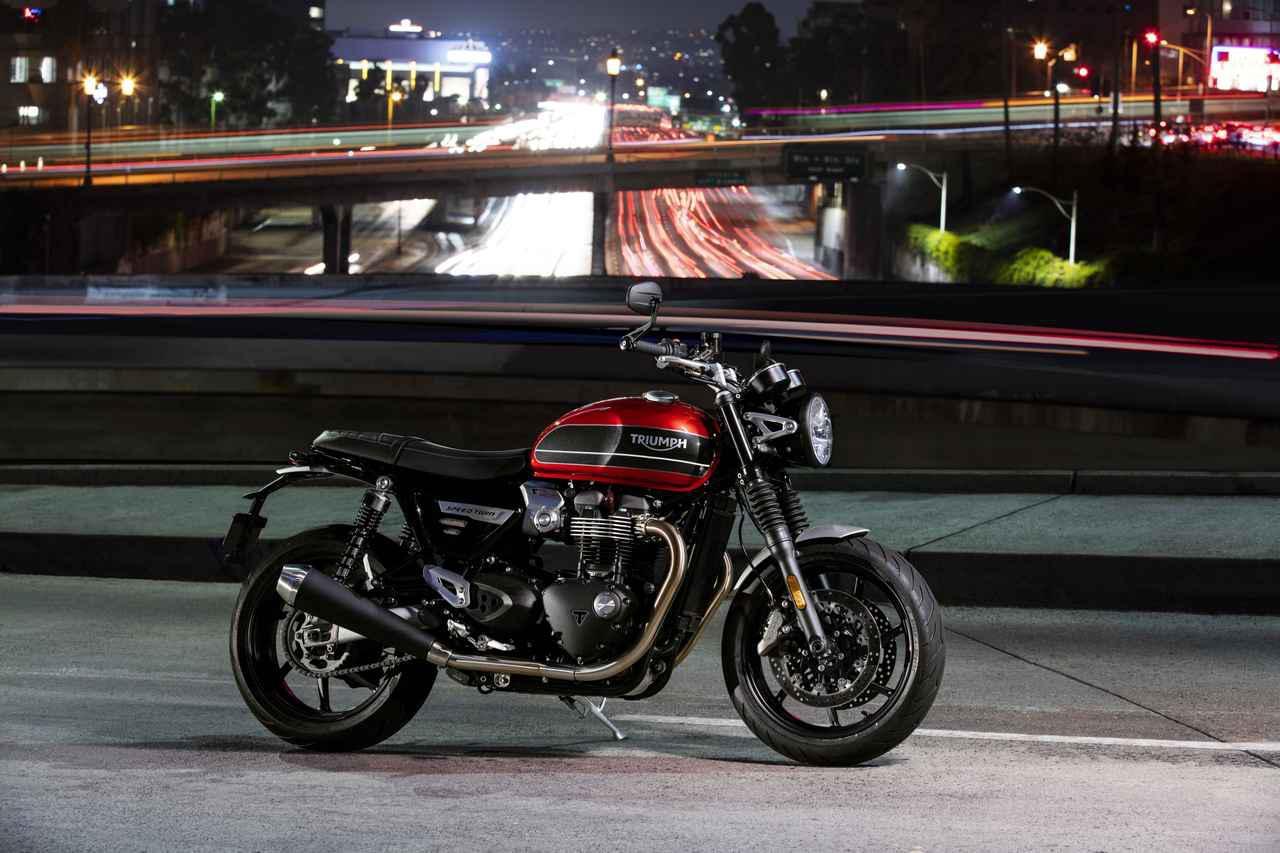 画像4: トライアンフ東京で2019年に売れたバイク 第1位!