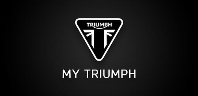 画像: My Triumph - Google Play のアプリ
