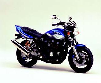 Images : ホンダ XJR400R 2001年 4月