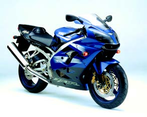 Images : カワサキ ニンジャ ZX-9R 2002 年