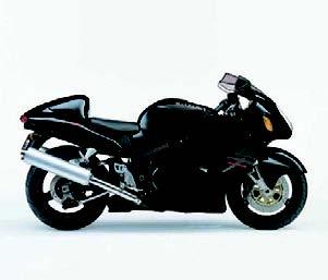 Images : スズキ GSX1300R ハヤブサ 2002 年