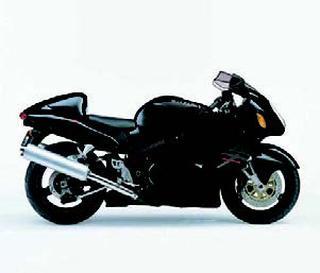 スズキ GSX1300R ハヤブサ 2002 年