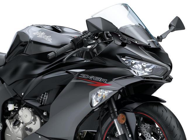 画像: 11月15日発売開始! カワサキ「Ninja ZX-6R」「Ninja ZX-6R KRT EDITION」の2020年モデル、あなたはどっち派? - webオートバイ