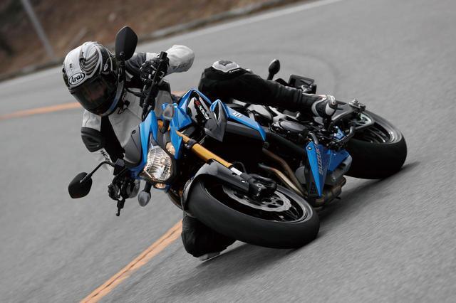 画像: <試乗インプレ>SUZUKI GSX-S750 ABS(2017年) - webオートバイ