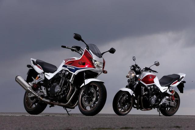 画像: 6速ミッションとたゆまぬ熟成が生み出す走りの新次元!『HONDA CB1300 SUPER FOUR/ABS/SUPER BOL D'OR/ABS』(2014年)#試乗インプレ - webオートバイ