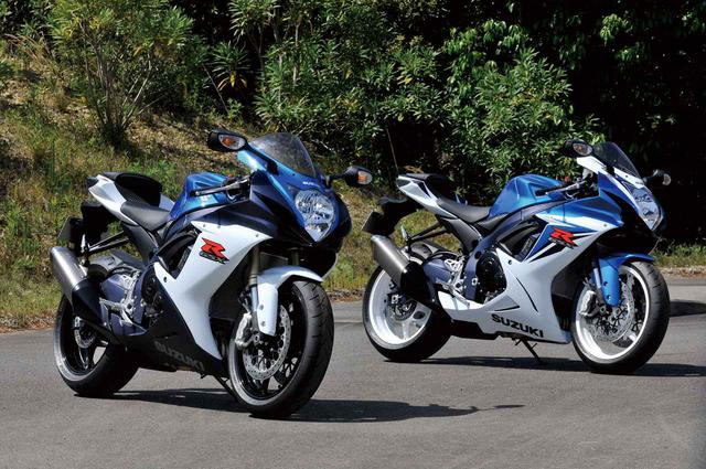 画像: 熱烈ファン多し! スズキGSX-R750の歴史を振り返る! - webオートバイ