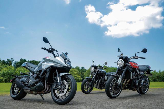 画像: 2019年、751cc以上のバイクでもっとも人気があったのは?【JAPAN BIKE OF THE YEAR 2019】BIGクラス BEST3を発表 - webオートバイ