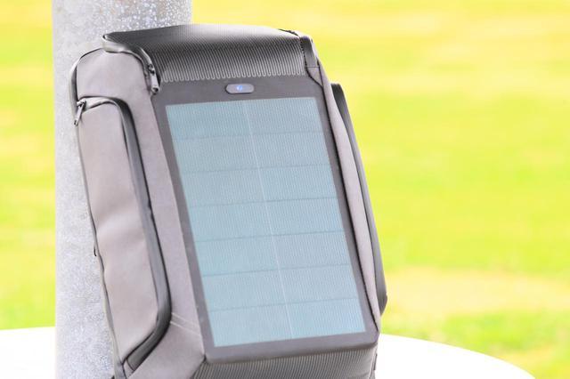 画像: 充電できる! 雨にも強い! バイク乗りにぴったりの機能を備えたビジネスリュック「ビーム バックパック」をご紹介します! - webオートバイ