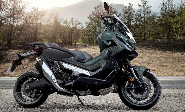 画像: 「X-ADV」がカラーチェンジ! ETC2.0車載器を標準装備し、2月21日(木)に発売開始 - webオートバイ