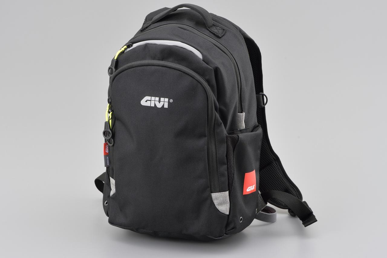 Images : 1番目の画像 - GIVI EA124 バックパックの写真をもっと見る - webオートバイ