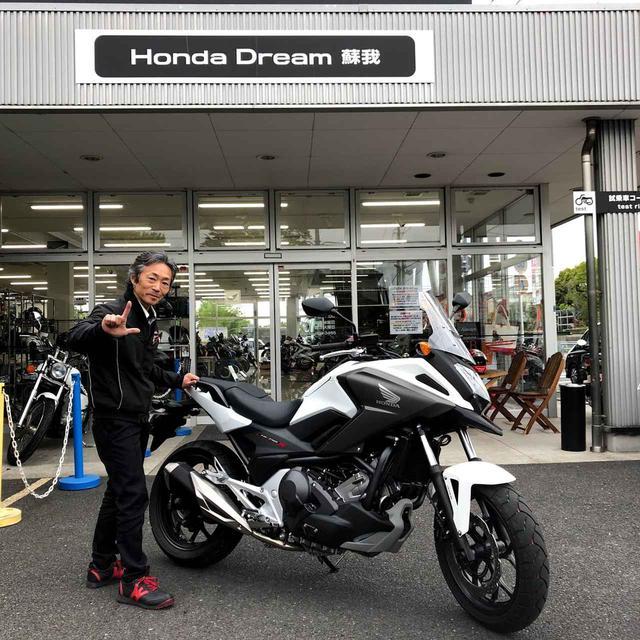 画像: NC750X DCTに乗って、プロの話を聞きに行ってみたー! - webオートバイ