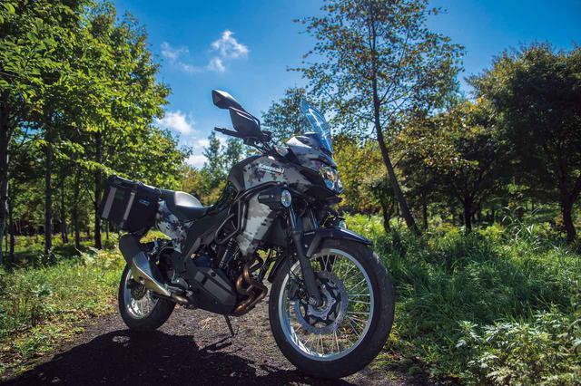 画像: <試乗インプレ>カワサキ「VERSYS-X250/TOURER」 - webオートバイ