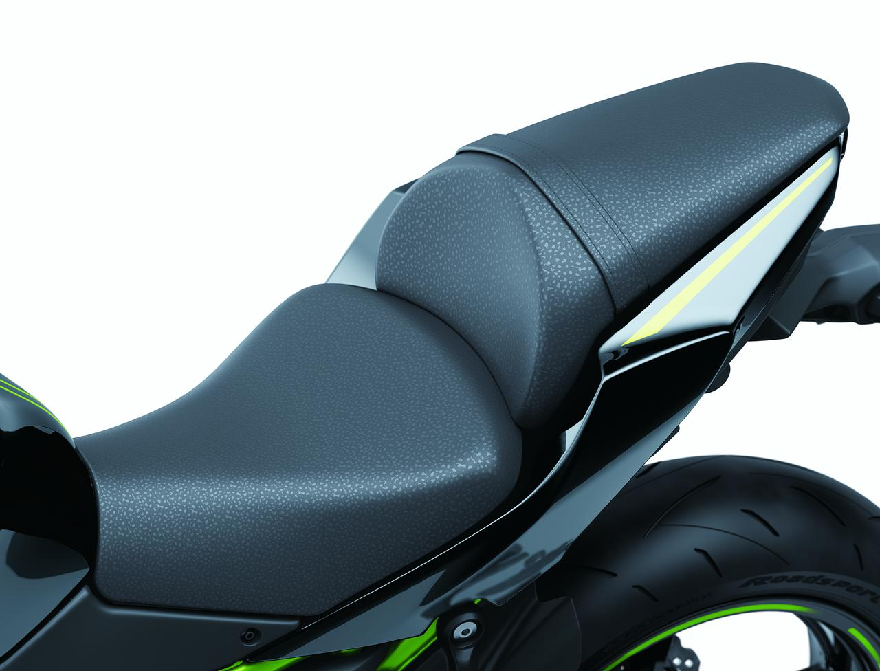 Images : 7番目の画像 - Z650のディテールカットをもっと見る - webオートバイ