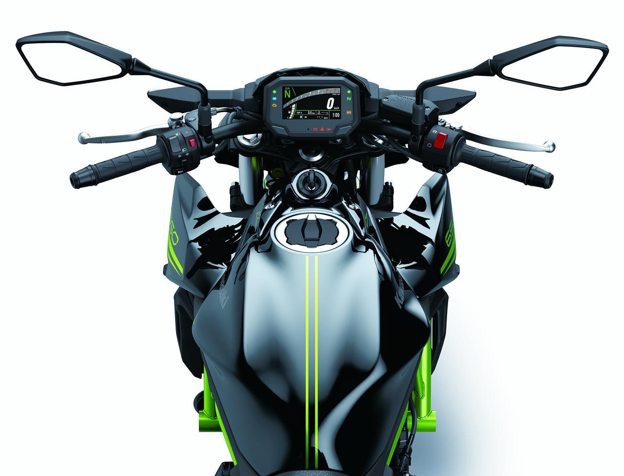 Images : 6番目の画像 - Z650のディテールカットをもっと見る - webオートバイ
