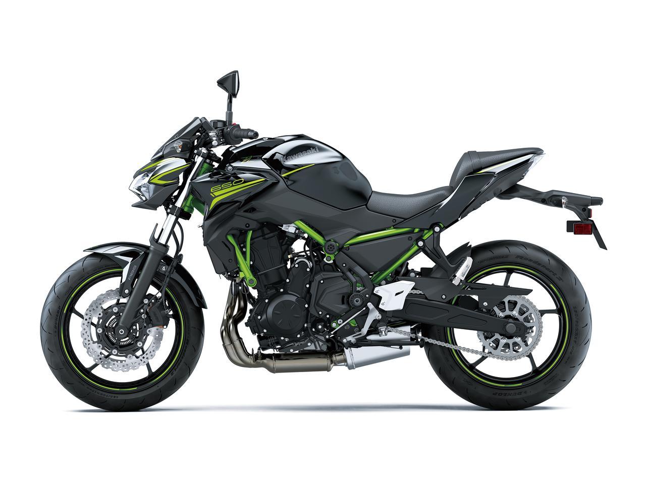 Images : 14番目の画像 - Z650のディテールカットをもっと見る - webオートバイ