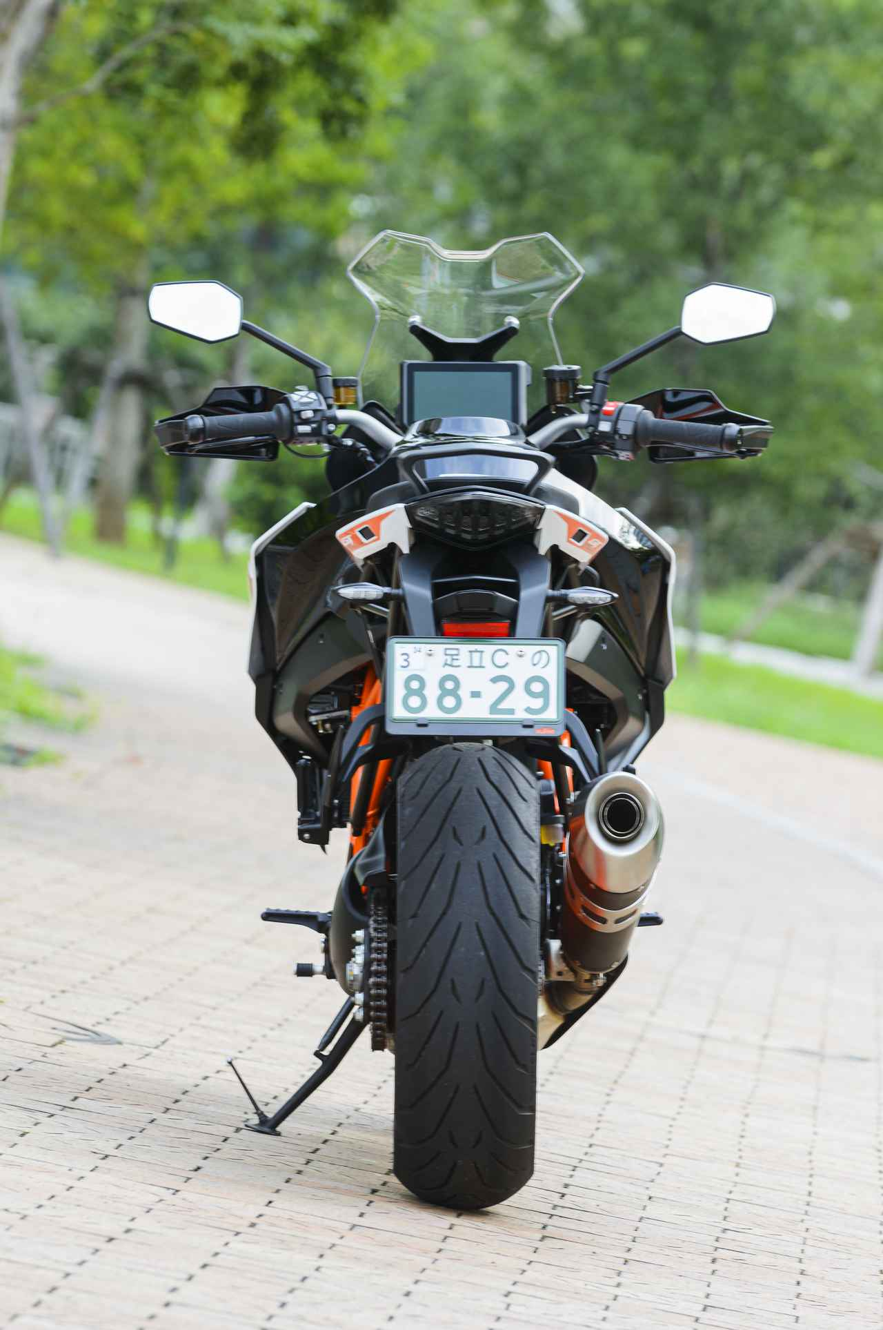 Images : 6番目の画像 - KTM 1290 SUPER DUKE GT 写真をまとめて見る! - webオートバイ