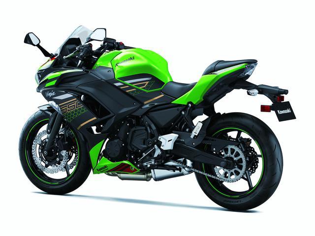 画像3: 【カワサキニューモデル】Ninja650/KRT EDITION/新LEDヘッドライトや「スマホと連携できる液晶ディスプレイ」を搭載した2020年モデルが登場!