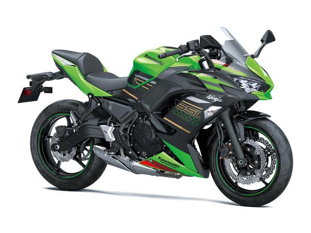 画像: Ninja 650 KRT EDITION(Ninja 650 KRT EDITION)