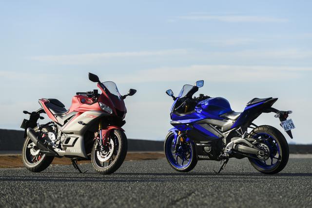 画像: なっちゃん(平嶋夏海ちゃん)と、2度目の「ふたツー」に行ってきました! 今回のバイクは大好きな「ヤマハ YZF-R25」 ( ´ ▽︎ ` )ノ