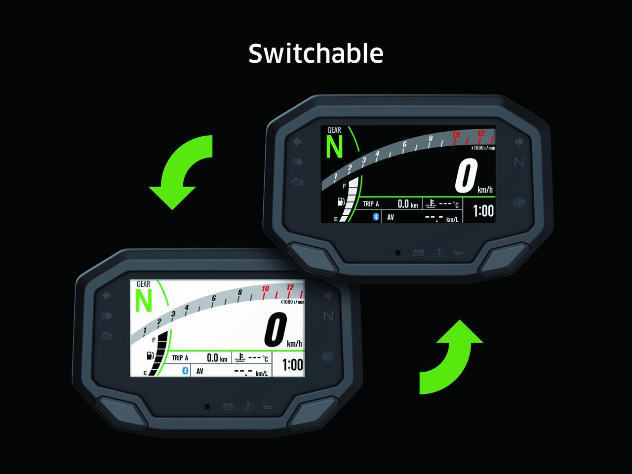 Images : 2番目の画像 - Ninja 650/KRT EDITIONのディテールカットをもっと見る - webオートバイ