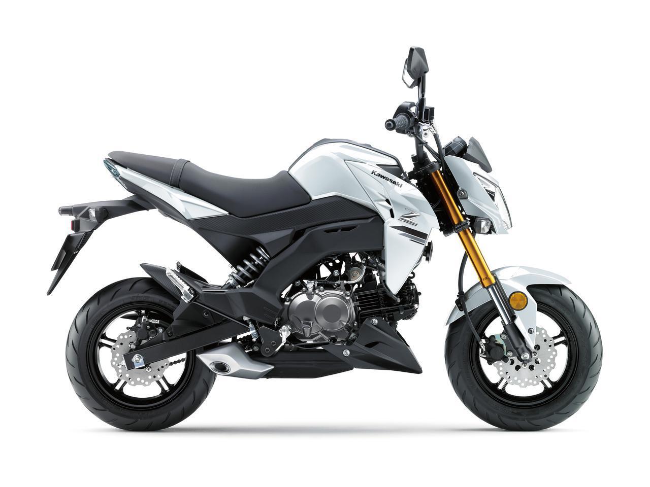 画像3: 2月1日発売!カワサキ「Z125 PRO」原付二種免許で乗れるカワサキのファンバイクに2020年カラーがラインアップ!